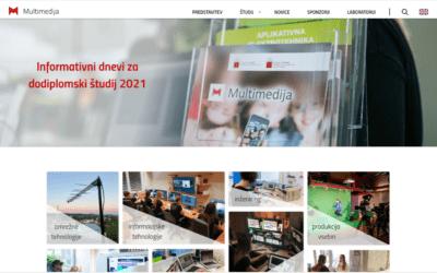 Prenova spletnega portala Multimedija.info